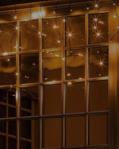 sirius lichtvorhang top line system eiskristall starter set 100 led au en 2 5 x 0 75 m kaufen. Black Bedroom Furniture Sets. Home Design Ideas