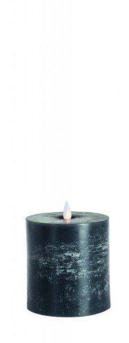 sompex led kerze flame anthrazit 11 x 10 5cm timer und fernbedienbar kaufen. Black Bedroom Furniture Sets. Home Design Ideas