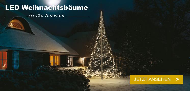 LED Weihnachtsbäume