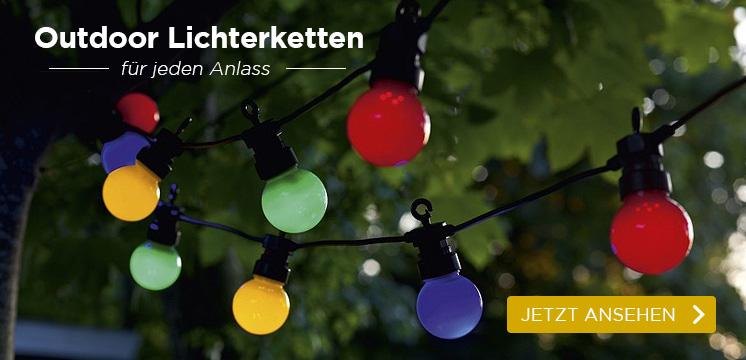 Deko Lichterketten