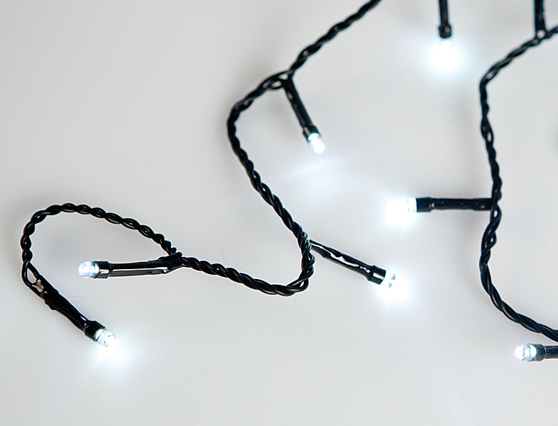 lichterkette 192 led batteriebetrieben au en 14m schwarz deko lichterketten lk batterie. Black Bedroom Furniture Sets. Home Design Ideas